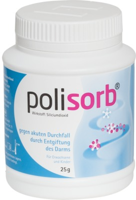 polisorb gegen akuten Durchfall