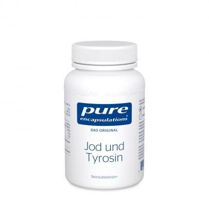Pure encapsulations Jod und Tyrosin