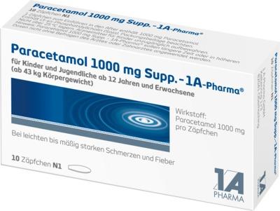 Paracetamol 1000mg-1A Pharma