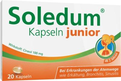 Soledum Kapseln junior 100mg