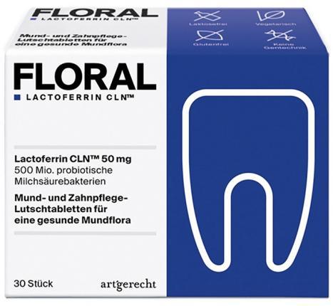 FLORAL LACTOFERRIN CLN™