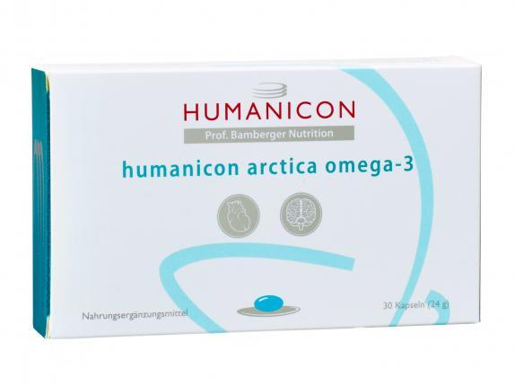 Humanicon Arctica Omega 3