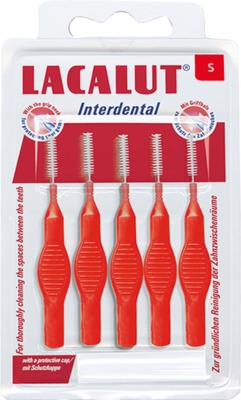 LACALUT Interdental S Bürstendrm.2,4 mm