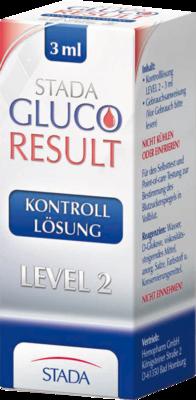 STADA Gluco Result Kontrolllösung Level 2