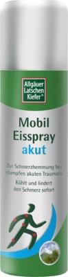 ALLGÄUER LATSCHENK. mobil Eisspray akut