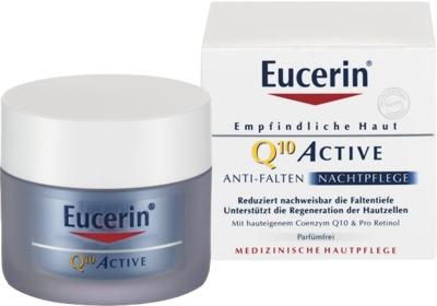 Eucerin Q10 Active Nachtpflege Creme