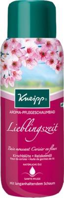 KNEIPP Aroma Pflegeschaumbad Lieblingszeit