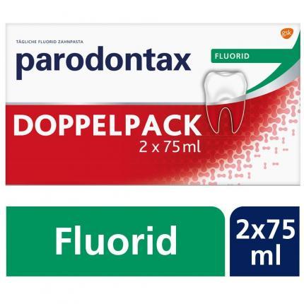 Parodontax Fluorid Doppelpack