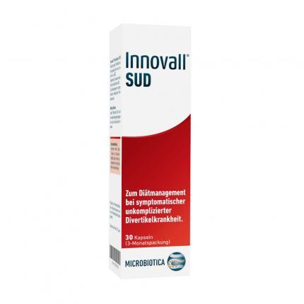INNOVALL Microbiotic SUD Kapseln