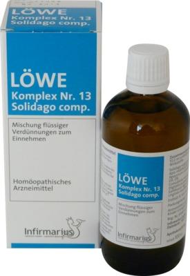 LÖWE KOMPLEX Nr.13 Solidago comp.Tropfen