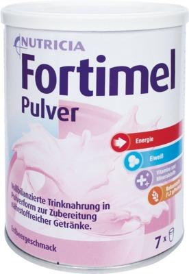 FORTIMEL Pulver Erdbeere