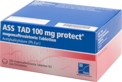 ASS TAD 100mg protect