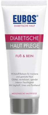 Eubos Diabetische Haut Pflege Fuß & Bein