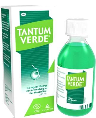 TANTUM VERDE 1,5 mg/ml Lösung
