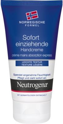 NORWEGISCHE FORMEL Sofort einziehende Handcreme Neutrogena