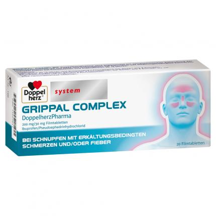 Doppelherz system GRIPPAL COMPLEX