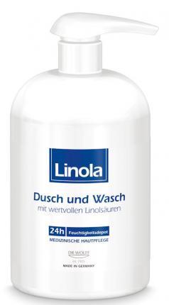 Linola Dusch und Wasch Spender