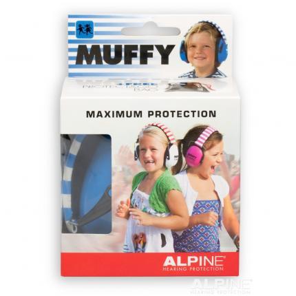 ALPINE MUFFY Ohrenschützer blau