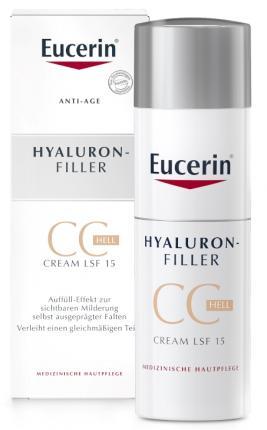 Eucerin Hyaluron-Filler CC Cream Hell Creme