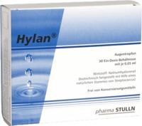 Hylan 0,015% Augentropfen