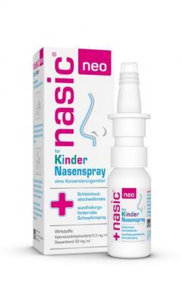 nasic neo Kinder Nasenspray