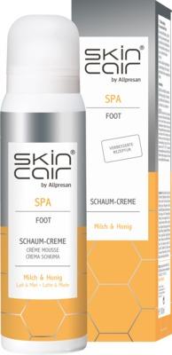 Skincair SPA Schaum-Creme Foot