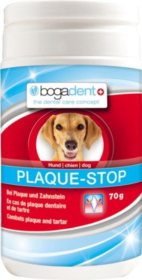 BOGADENT PLAQUE-STOP Granulat vet.