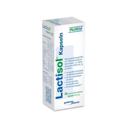Lactisol Kapseln Plus