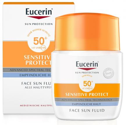Eucerin Sun Fluid mattierend LSF 50+