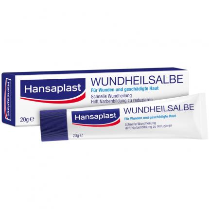 HANSAPLAST Wundheilsalbe