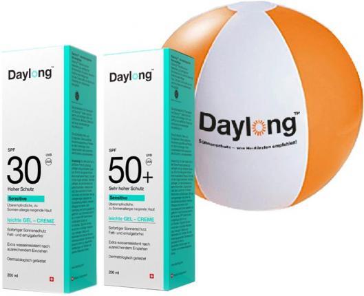 Daylong Set für Sonnenallergiker
