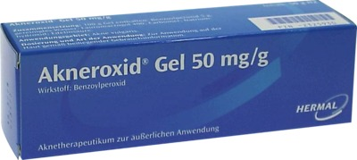 Akneroxid 50mg/g