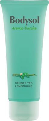 BODYSOL Aroma Duschgel grüner Tee Lemongras