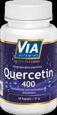 QUERCETIN 400 Kapseln