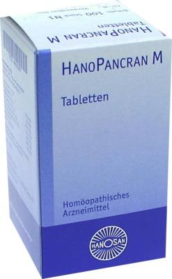 HANOPANCRAN M Tabletten