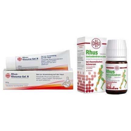 Homöopathisches Rheuma Set