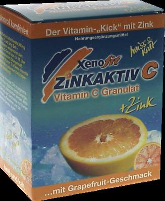 XENOFIT Zinkaktiv C Granulat