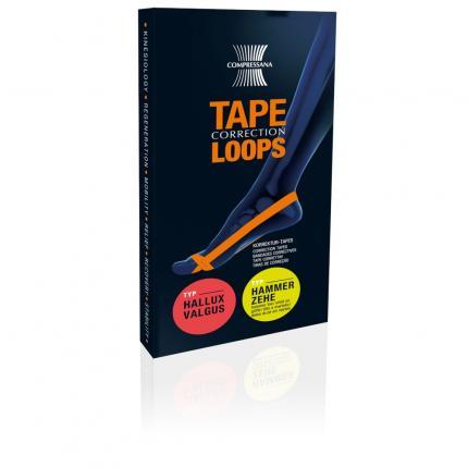 Compressana Tape Correction Loops Gr.4 Makeup