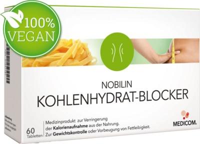 NOBILIN Kohlenhydrat-Blocker Tabletten