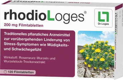 RHODIOLOGES 200 mg Filmtabletten