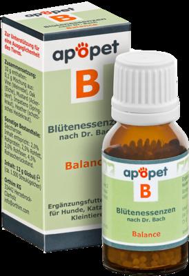 APOPET B Balance Blüteness.n.Dr.Bach Glob.vet.