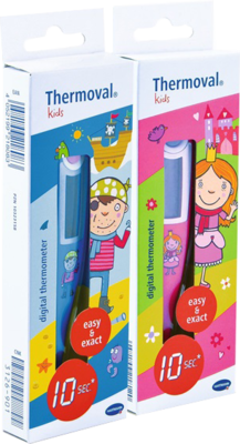 THERMOVAL kids digitales Fieberthermometer