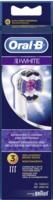 ORAL B Aufsteckbürsten 3D White
