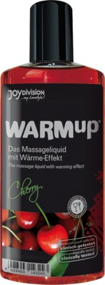 WARMUP Kirsch Massageöl