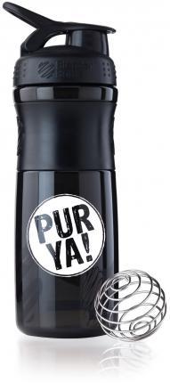 Purya Shaker Black