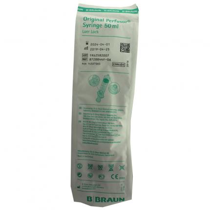 Perfusor Spritze Orig.50 ml O.aspirat.kan.transp.
