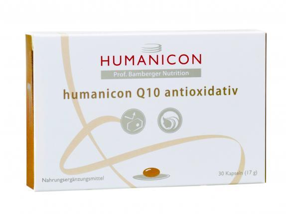 Humanicon Q10 Antioxidativ