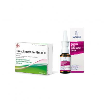 Heuschnupfen-Set homöopathisch