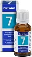 BIOCHEMIE Globuli 7 Magnesium phosphoricum D 12