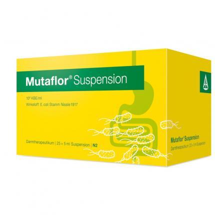 Mutaflor Suspension 25x5 ml